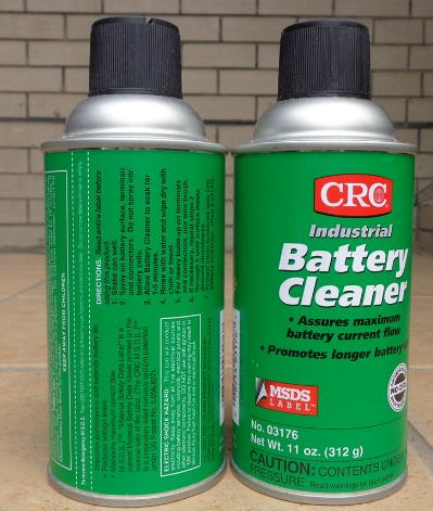 CRC 03176 Battery Cleaner 电池清洁剂